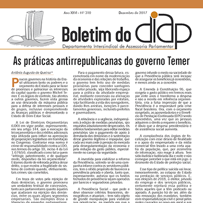 Boletim do DIAP
