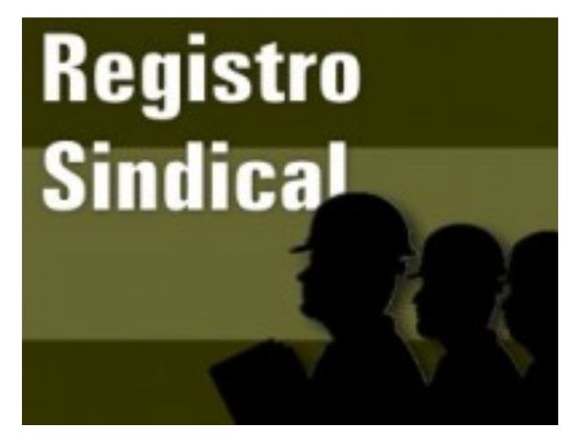 registro sindical mp 870