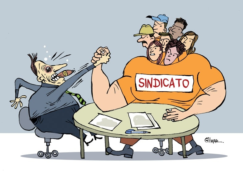 sindicato forte charge