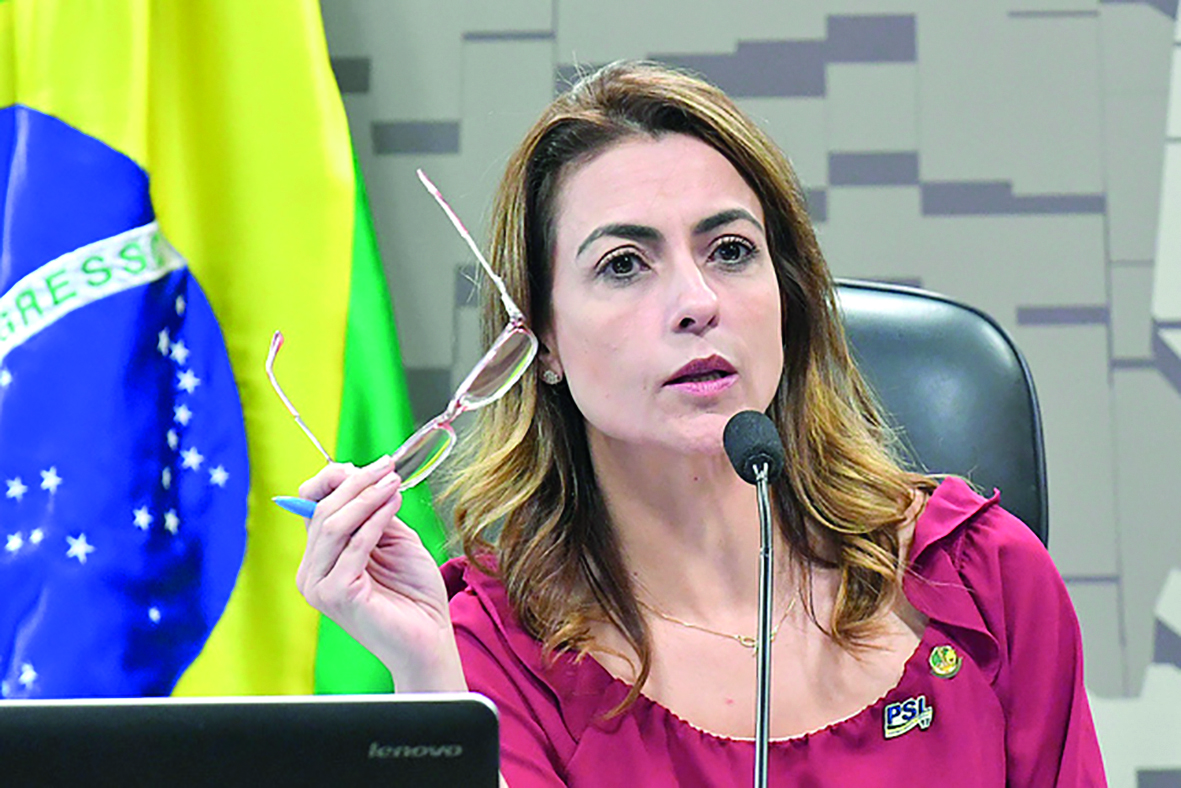 soraya thronicke senadora psl