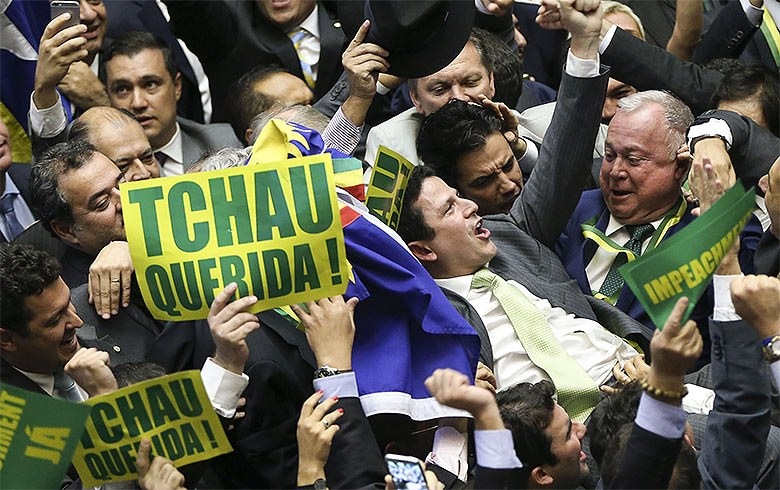 votacao impeachment